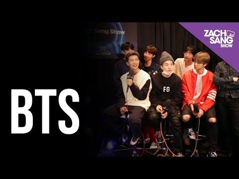 BTS | Backstage at The Billboard Music Awards