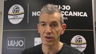 Liu Jo Modena, coach Fenoglio traccia il bilancio della settimana