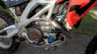 9. Aprilia RXV 450