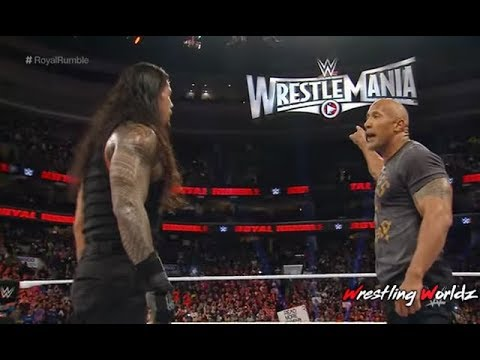 15 september 2017 WWE Royal Rumble 2015 Highlights