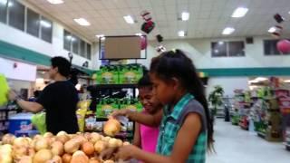 Shopping at majuro, Marshall islands