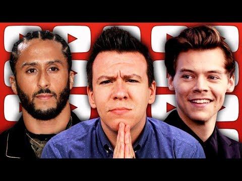 WOW! Secret Group Exposed, Harry Styles Louis Tomlinson Fanfic Outrage, & Nike Betsy Ross Pull