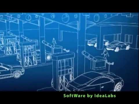 SpaceMETA - IdeaLabs - Intel - Gas Station of the Future - GSOF by Sergio Cabral Cavalcanti