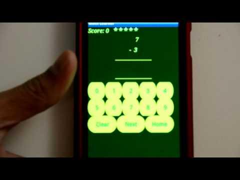 Video of Math Gamer