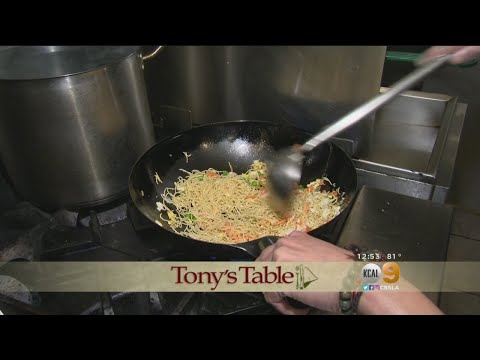 Tony's Table: Indonesian Fried Noodles