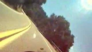 8. Jeff on his BMW HP2 Sport going up Palomar - Part 1 of 2