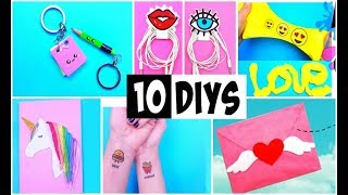 Video MAKING 10 AMAZING DIY BFF Gift Ideas, School Supplies, Room Decor COMPILATION! MP3, 3GP, MP4, WEBM, AVI, FLV Juli 2018
