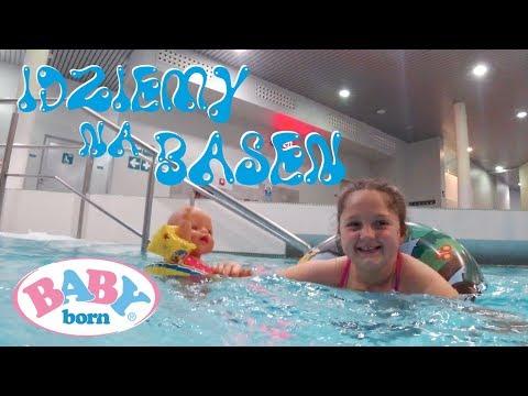 Video 👶🏽 BABY BORN 🐳 IDZIEMY NA BASEN 🌊 download in MP3, 3GP, MP4, WEBM, AVI, FLV January 2017