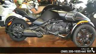 5. 2016 Can-Am SPYDER F3-S Special Series  - Pro Caliber - V...