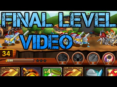 Tap Tap Legions Final level - video - guide to steam pc game