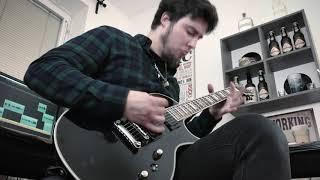 Video Art of Defiance - Between 2 Walls (Guitar playthrough)
