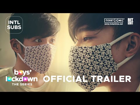 Boys' Lockdown | Ali King and Alec Kevin | Official Trailer [ENG SUB]