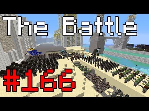 Minecraft Voltz Wars - The Battle Begins! #166