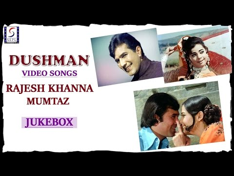 Video Best Hindi Songs Of Bollywood l Rajesh Khanna & Mumtaz l Dushman l Jukebox download in MP3, 3GP, MP4, WEBM, AVI, FLV January 2017