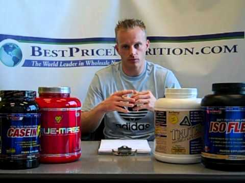 protein supplements - http://www.bestpricenutrition.com/Protein.html - Learn how to choose the perfect protein powder supplement for you. Find differences between whey protein, ca...