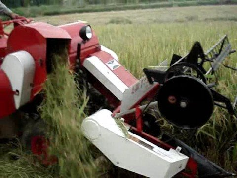 Rajkumar Agro Engineers Pvt Ltd-INDIA Introduces Paddy Harvester Mini Model