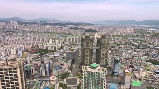 Ulsan South Korea  city photo : RobsSkyviewz Downtown Ulsan South Korea