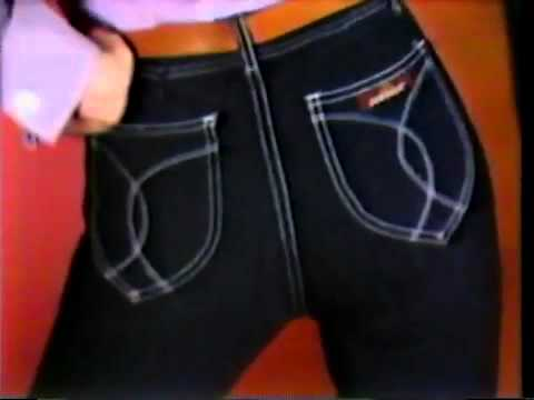 Collection - Vintage Jeans Commercials