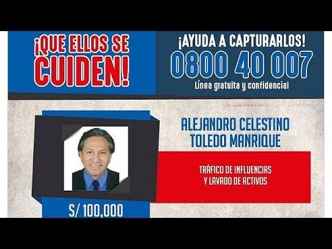 Αίτημα προς τον Ντ. Τραμπ για την έκδοση του πρώην προέδρου του Περού