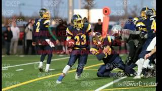 John Lubemba (RB/FB/SB) Class 2019 - '16 Highlight Video