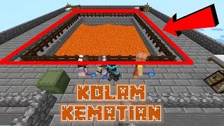 "Download Video ""Main Mini Games Sampai Teriak-Teriak"" Noob Survival Minecraft Indonesia #94 MP3 3GP MP4"