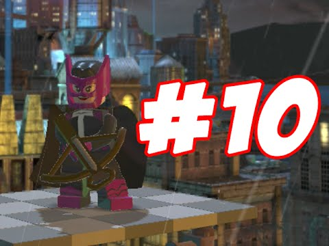 LEGO - Time to dive back into the LEGO Batman world. Hit that Like Button if you enjoyed the video :) Thanks guys it's always appreciated. ===Awesome Sauce=== LEGO BATMAN - PLAYLIST : http://www.youtube.c...