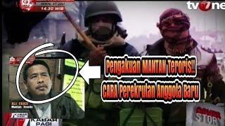 Video Beginilah Kesaksian MANTAN Teroris.! Tata Cara Perekrutan Anggota Baru.!! MP3, 3GP, MP4, WEBM, AVI, FLV Mei 2018