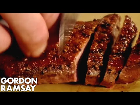 How to Cook Perfect Duck Breast - Gordon Ramsay