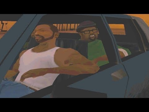 Video Big Smoke Orders Food - GTA San Andreas Funny Moment download in MP3, 3GP, MP4, WEBM, AVI, FLV January 2017