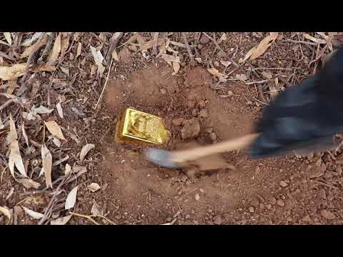"""GOLD BAR FOUND"""