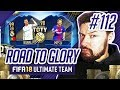 #FIFA18 Road to Glory! #112 Ultimate Team
