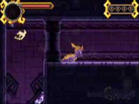 the legend of spyro the eternal night gba rom download