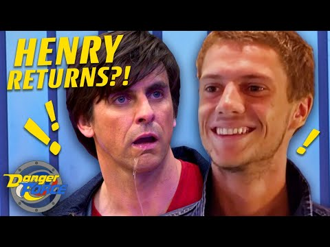 Henry Returns To Danger Force!? | Danger Force