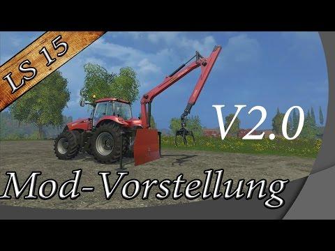 Forestry Heckkran v3.0