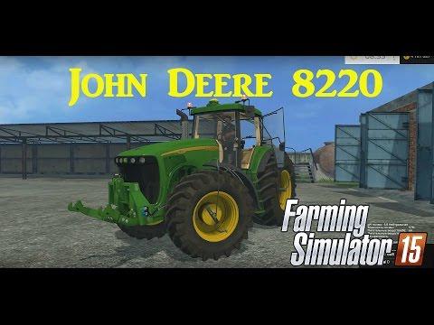 JOHN DEERE 8220 v2.5