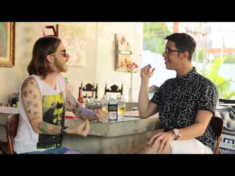 Edgel entrevista Daniel Peixoto (видео)