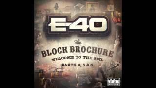 "E 40 ""Tonight"" Feat  Jeezy & Cousin' Fik"