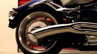8. 2010 Yamaha Raider S - Vance & Hines Big Radius 2 into 1