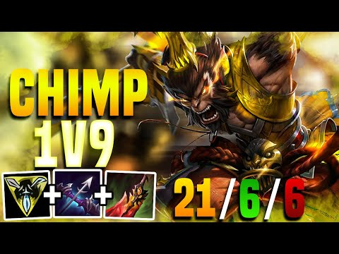 Chimp | PUNISHING A FILTHY SMURF FIORA ONE TRICK