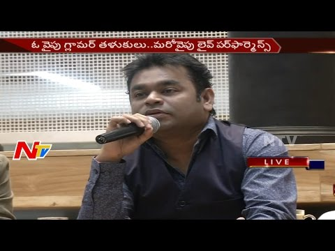 AR Rahman Special Interaction || IIFA Utsavam 2017