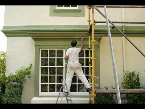 idaho painters - Here how B&K Painting goes about painting a 3000 sqft house in 1 day. A walk around the house explaining some of the steps and processes to painting a house ...