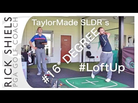 16* DEGREE TAYLORMADE SLDR S DRIVER