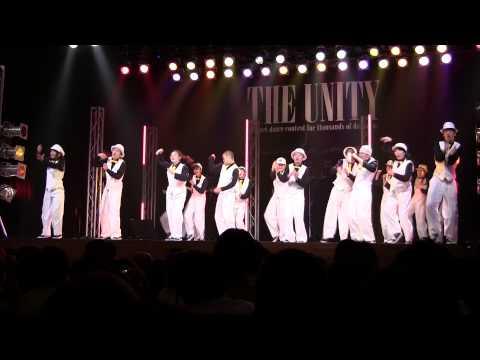 上宮中学校高等学校ストリートダンス部 X←LiMiT (THE UNITY)
