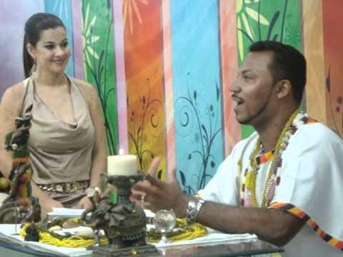 Pai Beto fala do Acais em entrevista à TV Arapuã em 27 12 2010