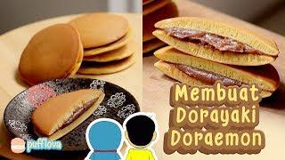 Video MEMBUAT DORAYAKI DORAEMON   EASY DORAYAKI RECIPE   MOVIE RECIPE #12 MP3, 3GP, MP4, WEBM, AVI, FLV Januari 2019
