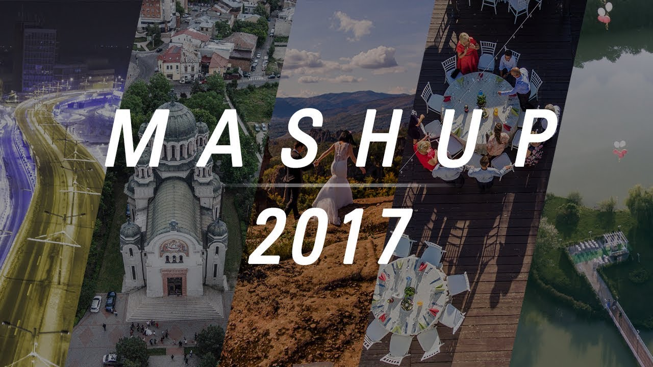 Mashup Video 2017 | FilmariCuDrona.com