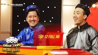 Thách thức danh hài 3 | tập 12 full hd: hai mẹ con người Khmer khiến Trấn Thành bật cười không ngớt, thach thuc danh hai, thach thuc danh hai 2016, gameshow thach thuc danh hai