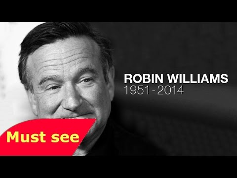 Robin Williams   Best American Actor and Comedian   Biography Documentary Film