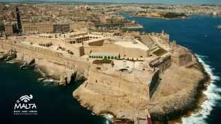 Valletta Malta  City pictures : VALLETTA AND GRAND HARBOUR FROM THE AIR