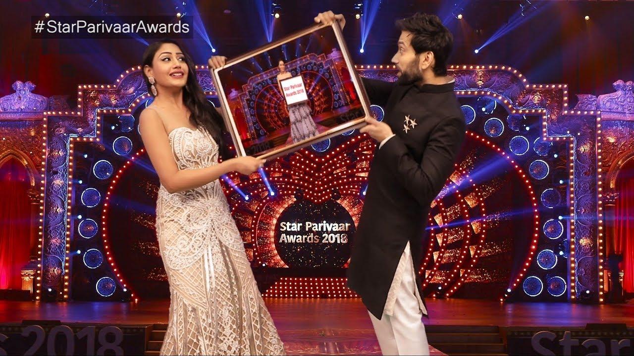 Star Parivaar Awards 2018 | Ishqbaaaz